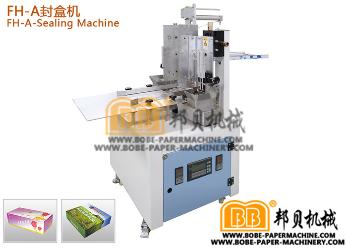 Fh-a Sealing Machine, Paper Machine, Paper Machinery, Bobe-Paper Machine