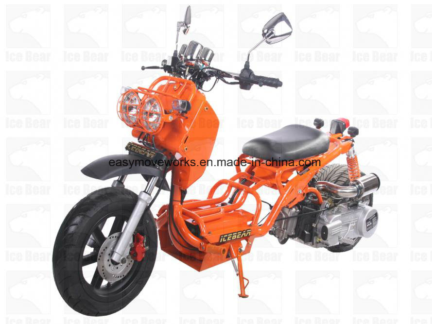 Zoomer Motorcycle 150cc 4strokes Elec Start Disc EPA Scooter