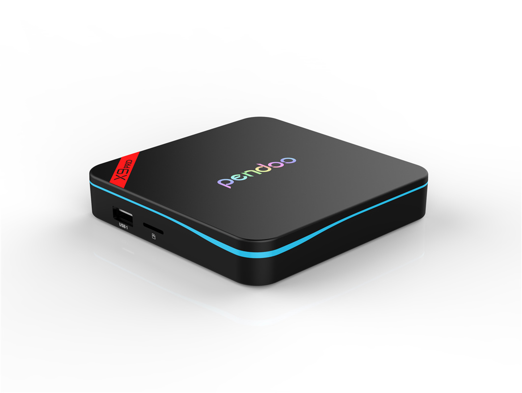 Pendoo X9 PRO S912 Android 6.0 TV Box Kodi 17.0 Octa Core Set Top Box