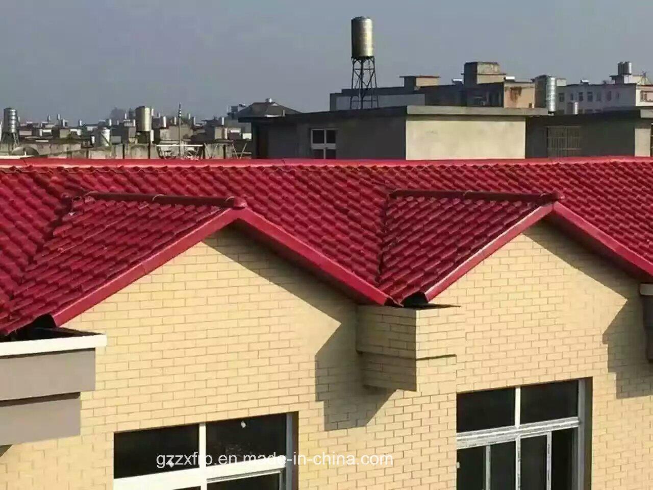 FRP/Fiberglass Roof Tiles