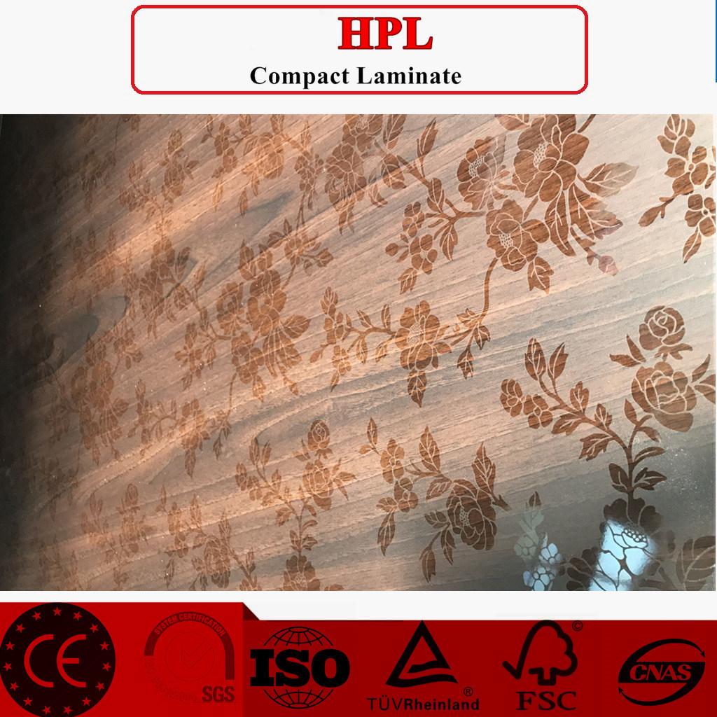 4.3′x9′ HPL Laminate