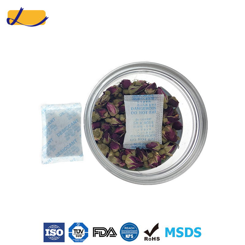 Powerful Moisture Absorber Packets Silica Gel Desiccant