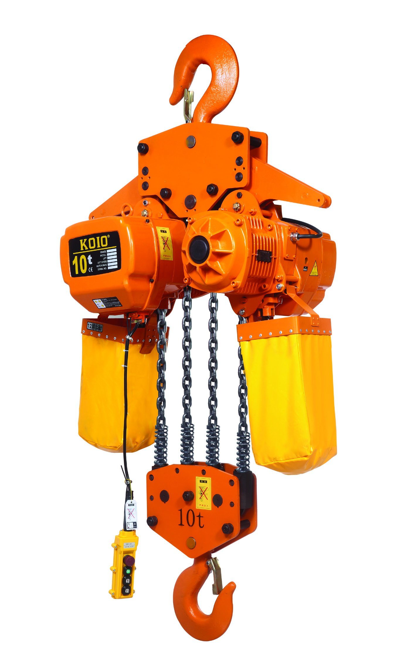 Electric Power Source Chain Hoist