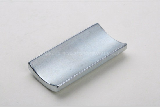 High Temperature 38sh Nickel Arc Motor Magnets in Hard Drive
