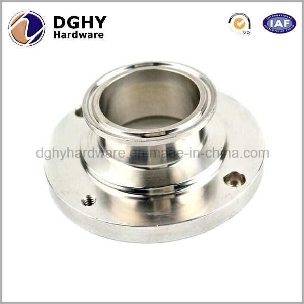 Chrome Shaft Seals Flange / Chrome Piston Shaft for Hydraulic Experiments