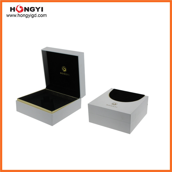 2017 New Products MDF with Paper Box for Perfumes Packaging
