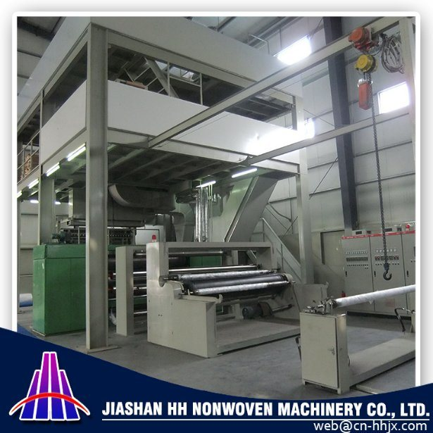 2.4m Single S PP Spunbond Nonwoven Fabric Machine