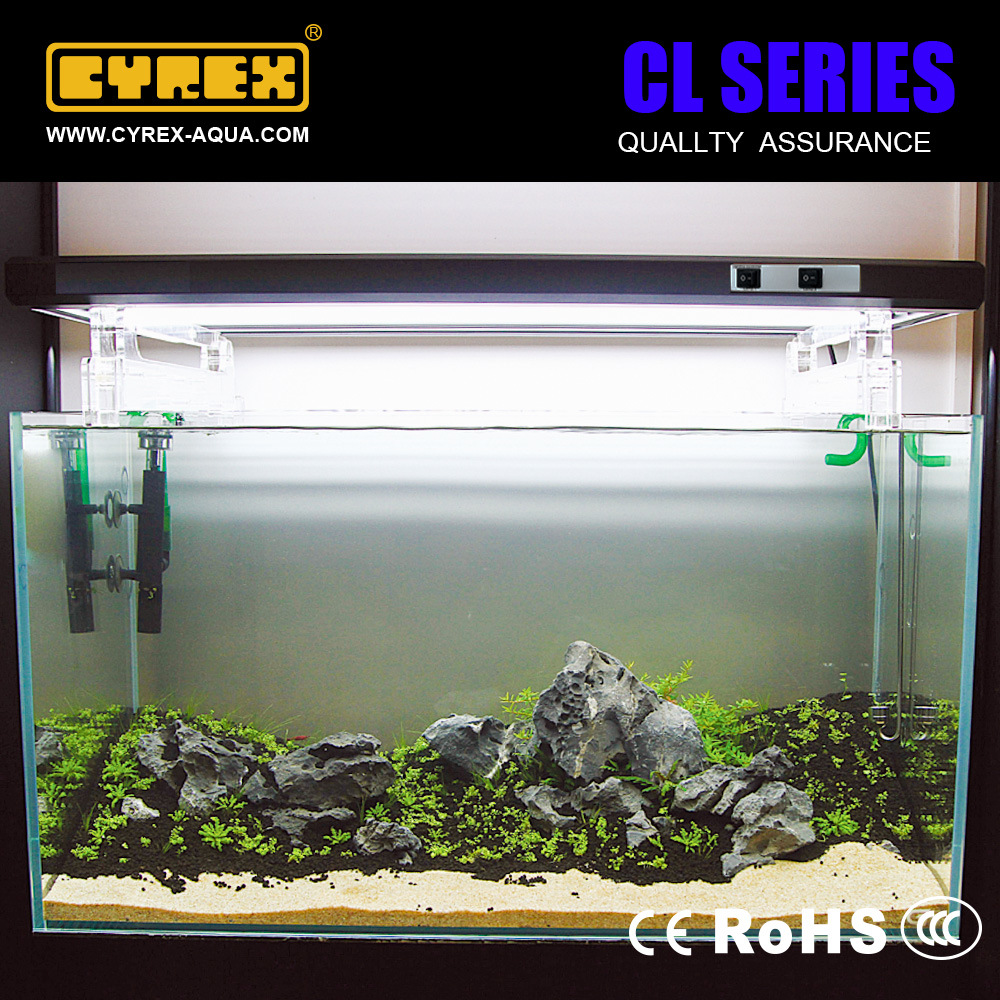 New Design Switch T5ho Plant Grow Light for Aquarium Fish Tank