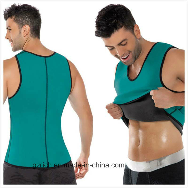 Neoprene Homme Ultra Sweat Shaper Belly Waist & Tops