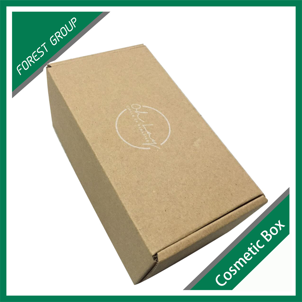 Brown Strong Corrugated Shipping Carton