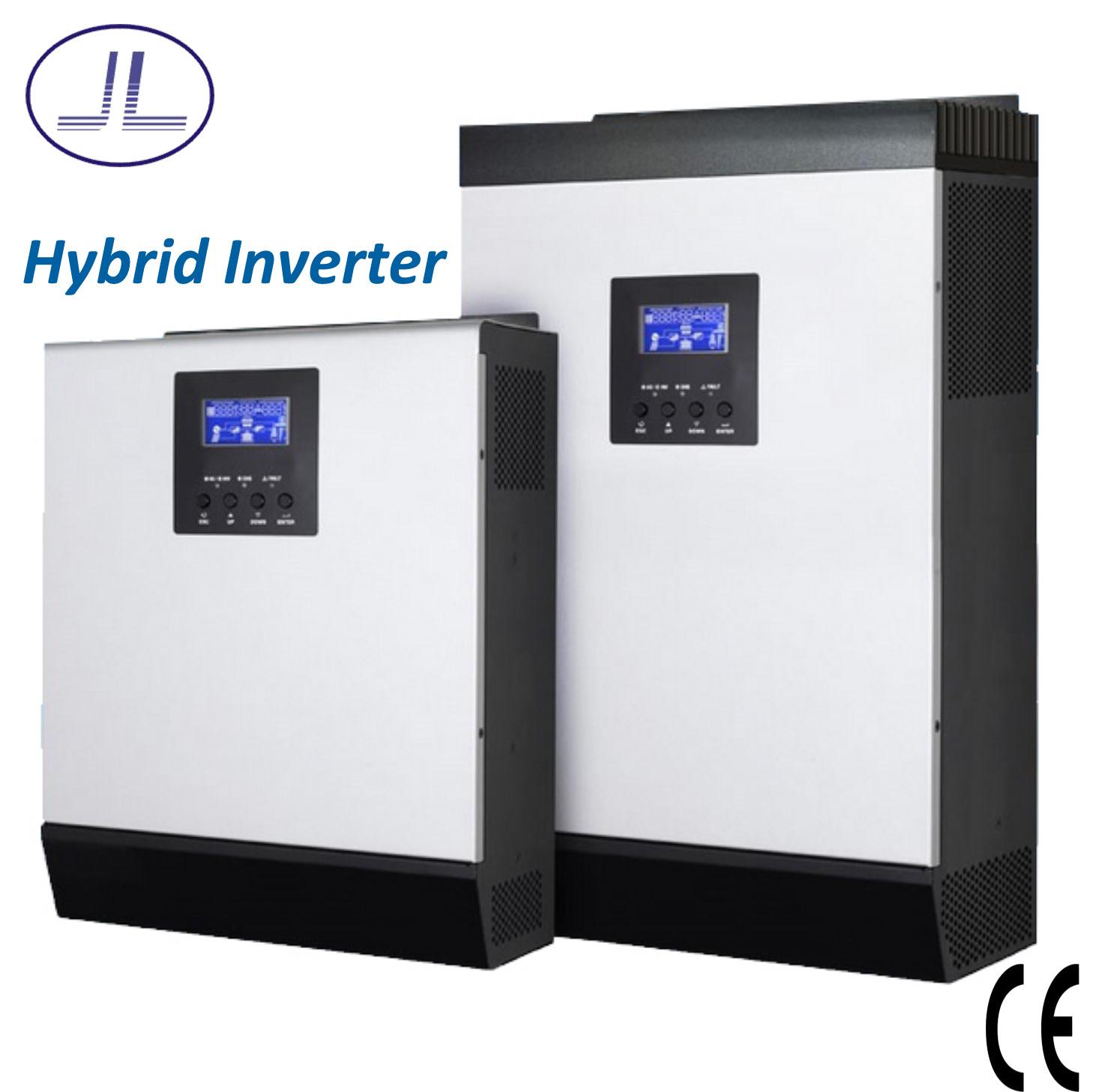 2.4kw Multi-Function Inverter/MPPT Solar Charger