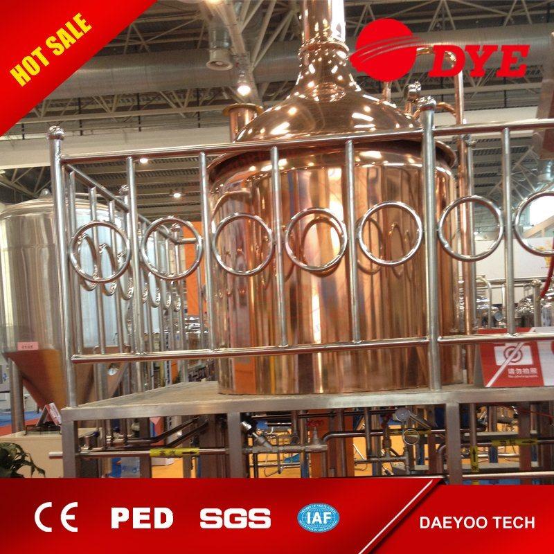 1000L Beer Brewing Equipment/Beer Machine/Turnkey Beer Brewery System