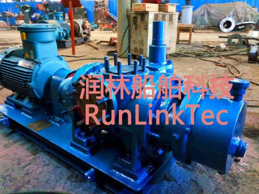 Screw Pump/Double Screw Pump/Twin Screw Pump/Fuel Oil Pump/2lb2-25-J/25m3/H