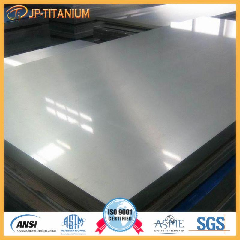 Gr7 Titanium Plate (Ti-0.2Pd) , High Quality Gr7 Titanium Sheet, Gr7 Titanium Alloy Plate