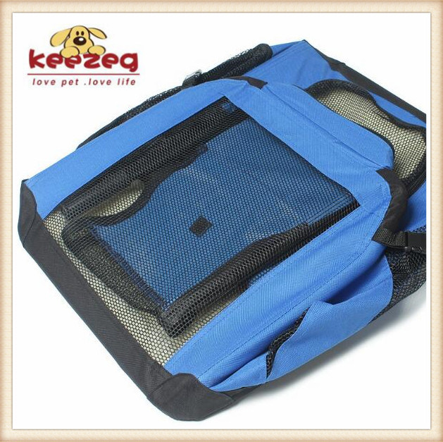 Durable Pet Dog Soft Great Kennel/ Foldable Dog Houses/Pet Travelling Carrier (KDS018)