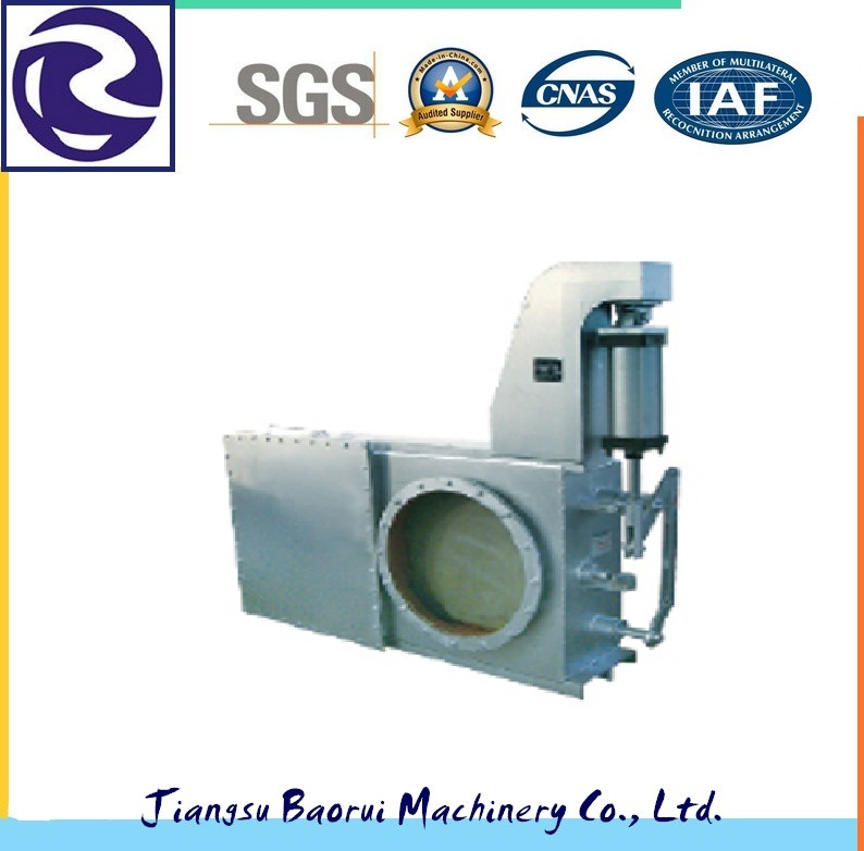 High Quality Baffle Door with SGS Certificate