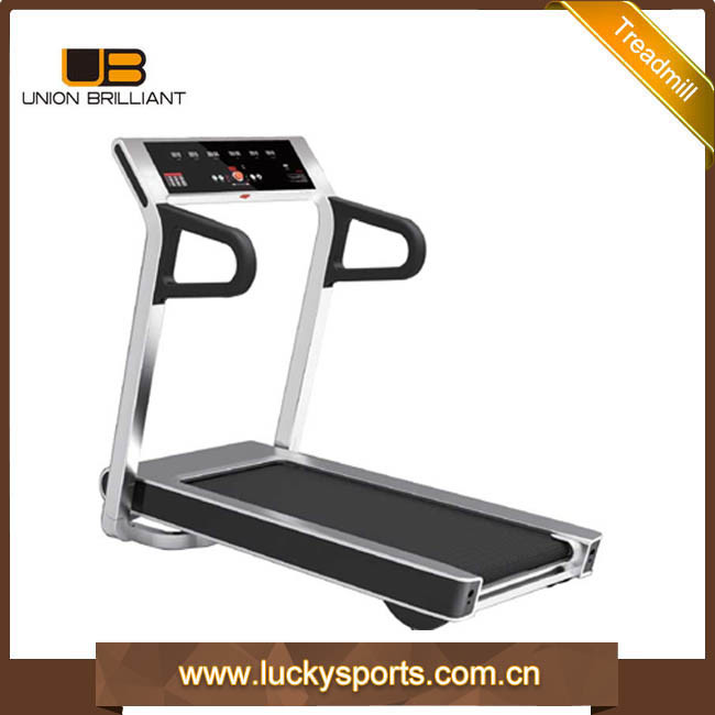 New Home Indoor Fitness Exercise Motorized Electric Treadmill