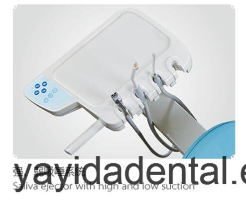 Unique Densign Smooth Surface Extremely Durable Luxury Dental Chair