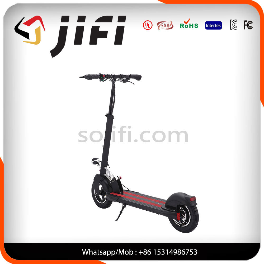 Personal Balance Electric Transportation Scooter with Graphics