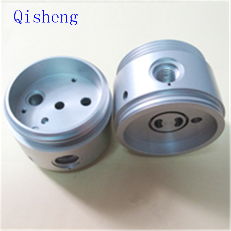 CNC Machined Parts, Al 6061, Copper
