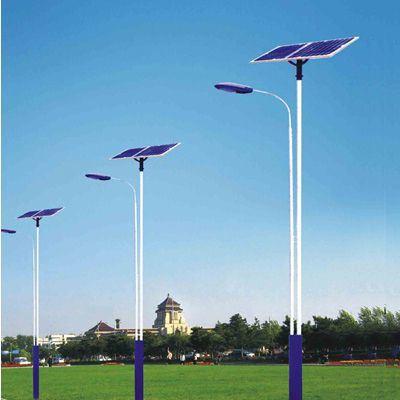 DC12/24V 15W-80W Solar Street Light High Quality and Long Service Life