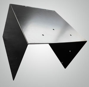 High Precision Stainless Steel Custom Sheet Metal Fabrication