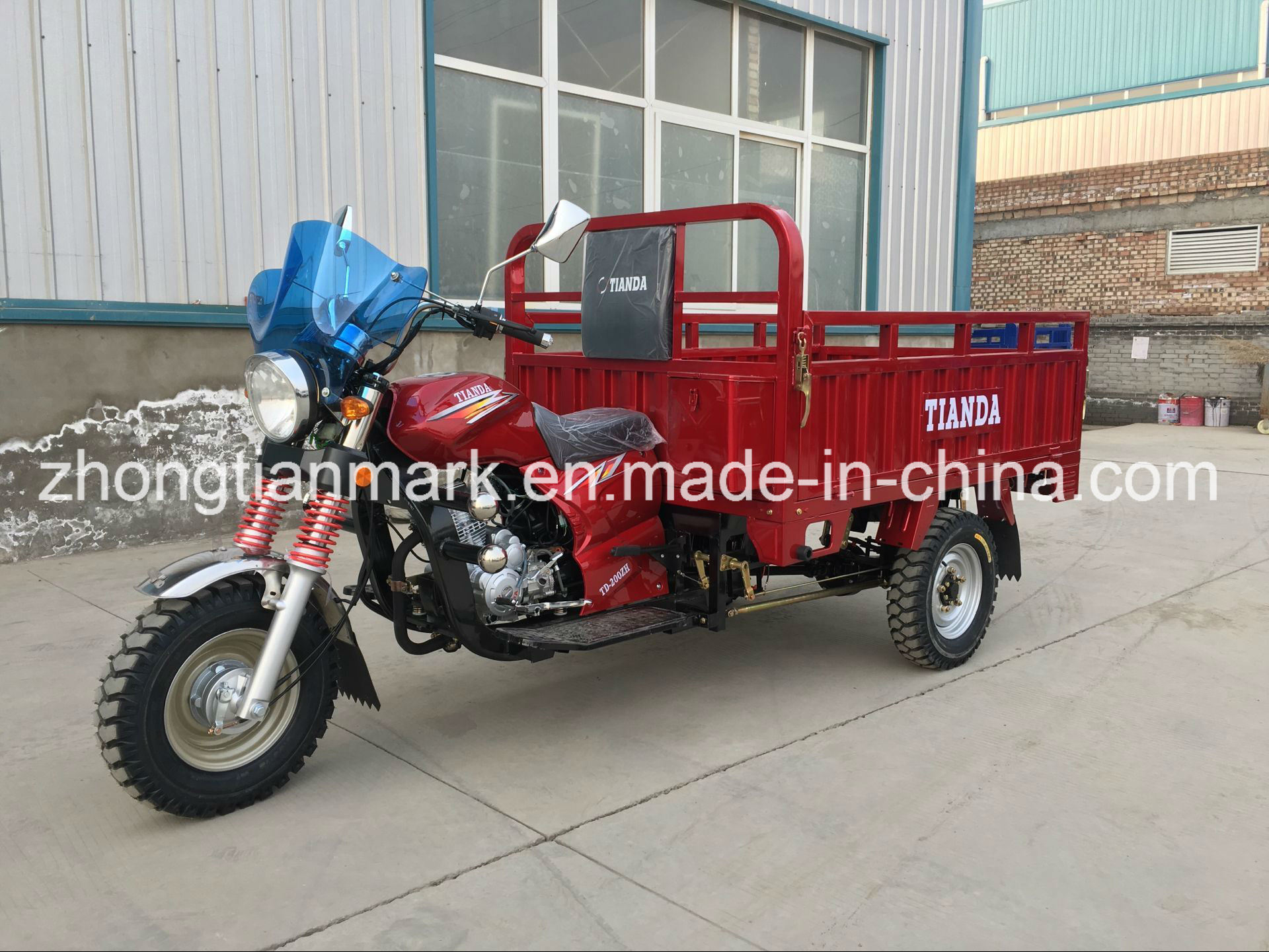 Popular Tricycle for Passenger and Goods
