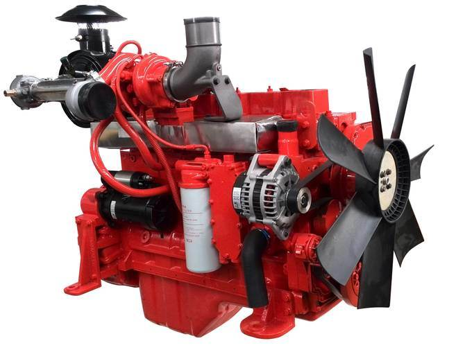 High Quality Eapp Gas Engine Lyb5.9g-G100 for Generator Set
