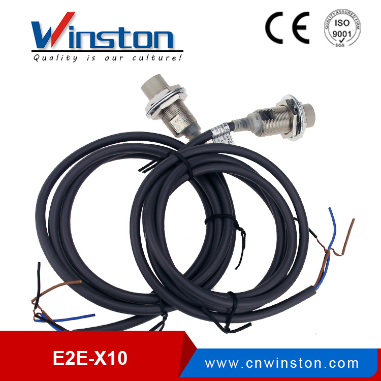 E2e-X8, E2e-X10 Metal Electrical Inductance Proximity Sensor Switch with CE