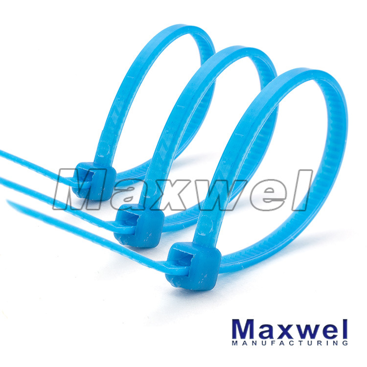 UL Certified Nylon 66 Self-Locking Plastic Cable Tie