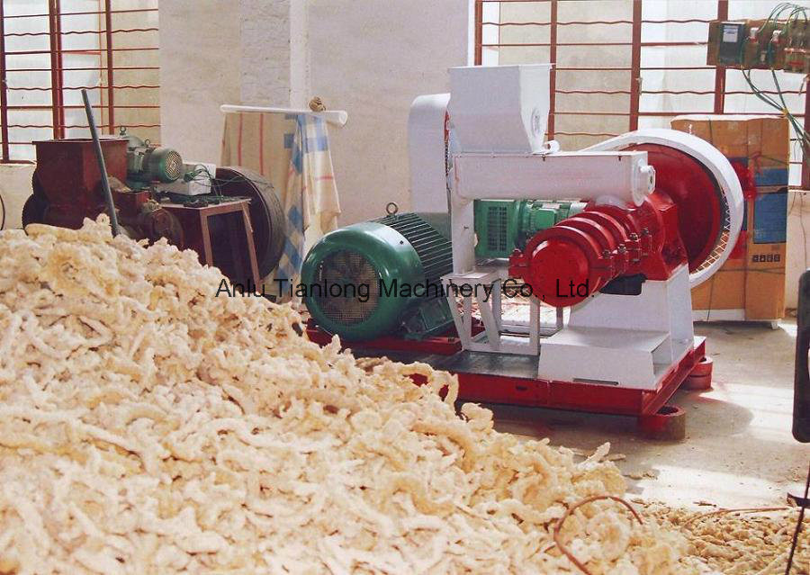 Yphg-13.5 Advanced Popular Corn/Soy Bean/Bran Dry Extruder