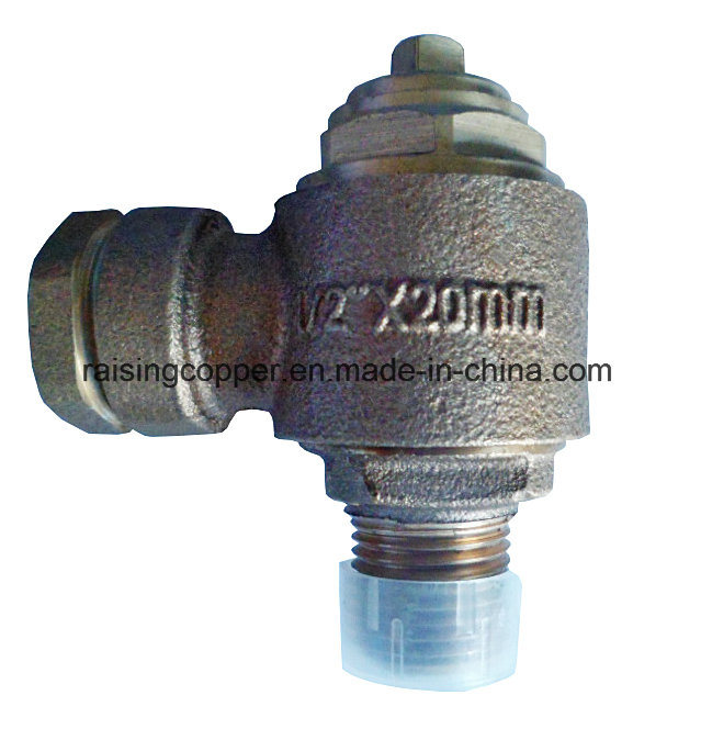 Bronze Swivel Ferrule with Compression Connection