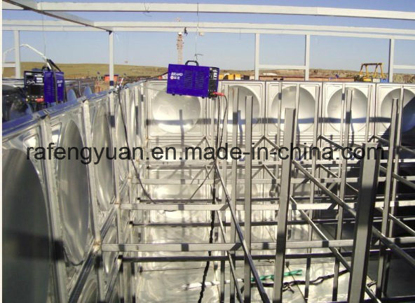 Stainless Steel Panel Water Tank with 1m*0.5m