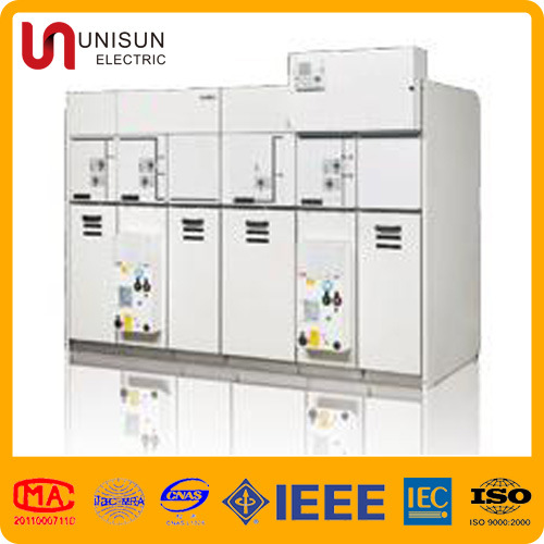 Metal Enclosed Medium Voltage 11kv Switchgear