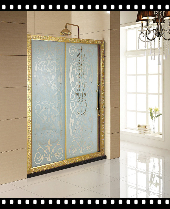 India Market Poplar Type Shower Enclosure