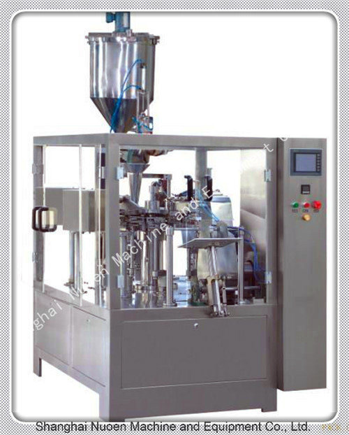 Nuoen Material Metering Packaging Machine for Liquid/Paste