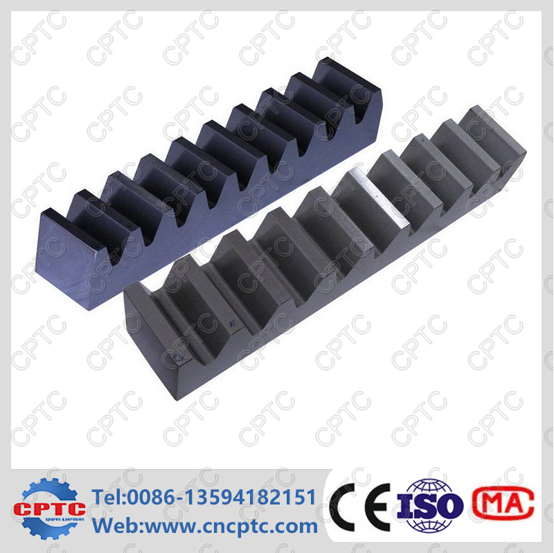 M1-M12 High-Quality Precision Grinding Gear Rack