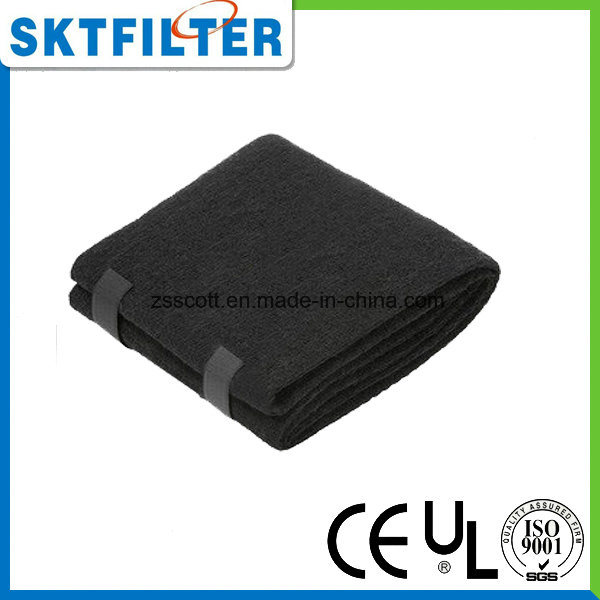 Activated Carbon Filter Media for Air Purifier