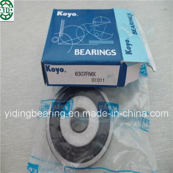 Koyo 6302rmx Bearing Deep Groove Ball Bearing Generator Bearing Koyo 6302rmx