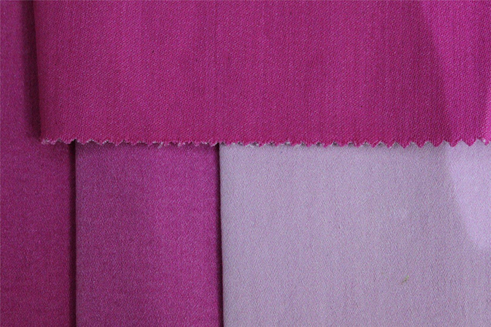 Cotton Polyester Spandex Color Denim
