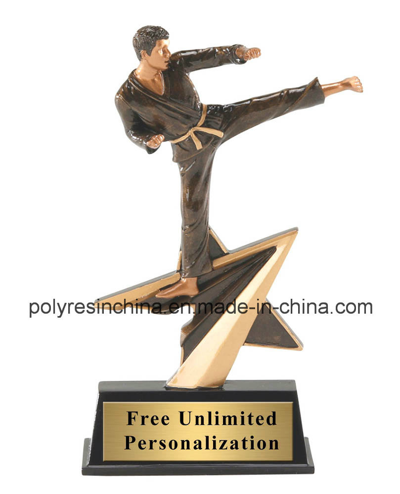 Polyresin Awards with Customized Logo or OEM