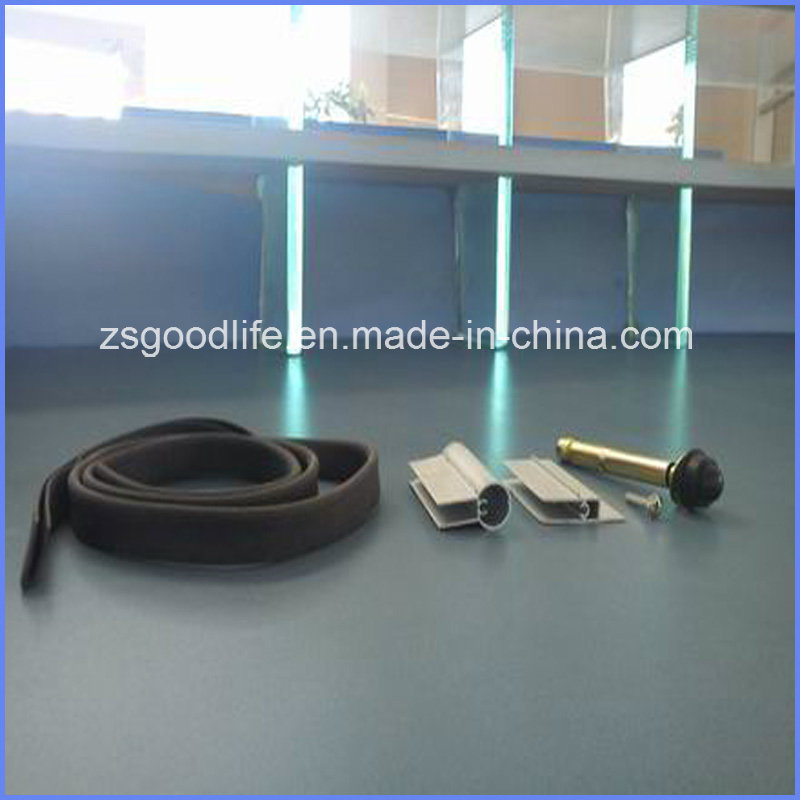 DIY Plastic Polycarbonat Awning Accessories Parts for Window and Canopy