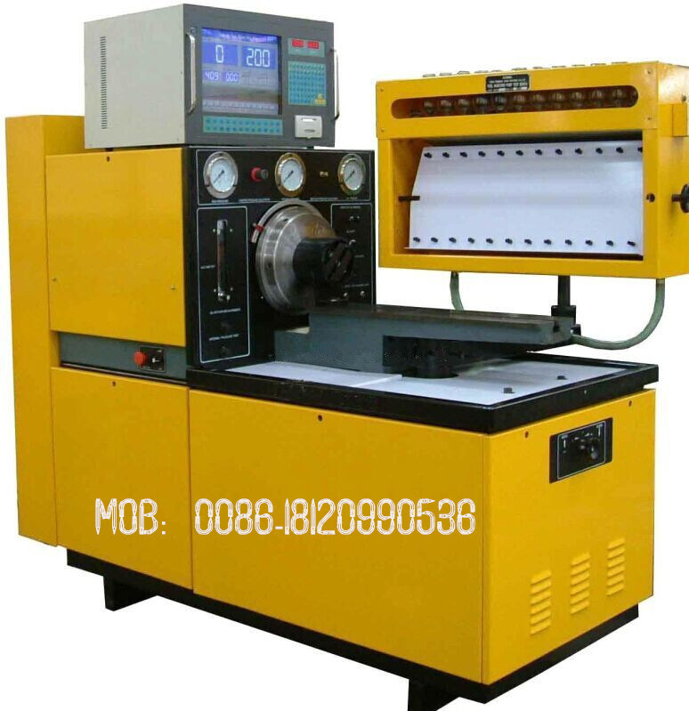 Cr-Nt8 Common Rail Injector Pump Test Bench 11kw&15kw