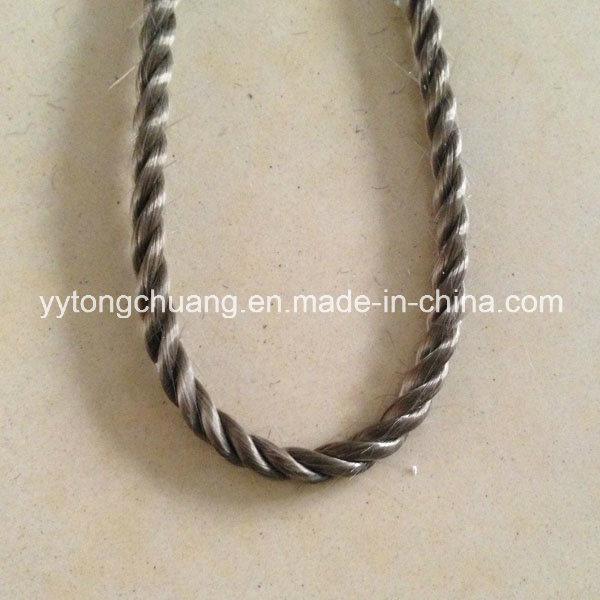 High Temperature Basalt Fiber Braided Sealing Rope