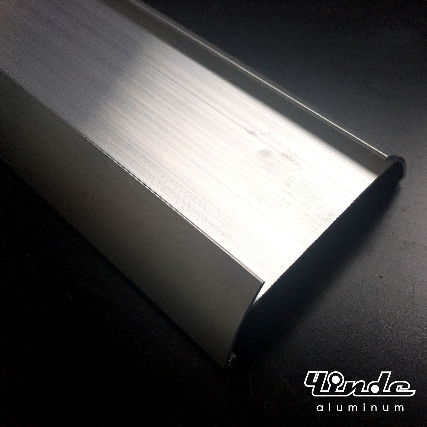 Thin Aluminum Extrusion for Transportation Product