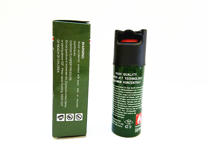 Best Quality Police 60ml Pepper Spray for Self Defense