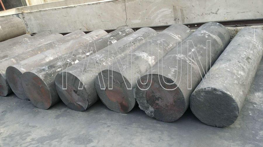 Crushed Pieces of Graphite Electrode