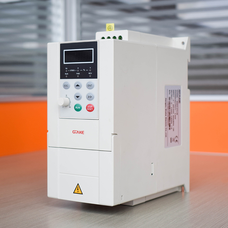 Gk600 1 Phase Input 1 Phase Output Frequency Inverter
