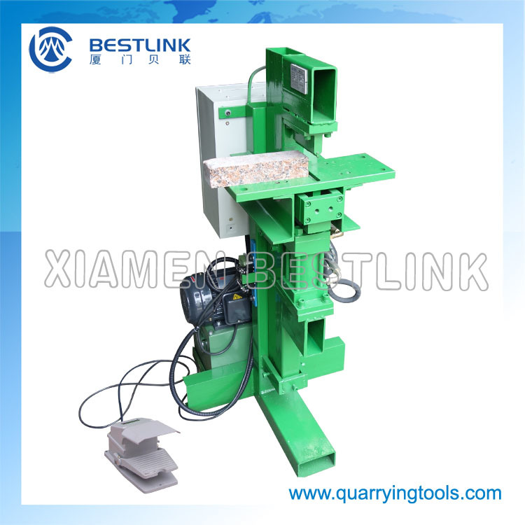 Mosaic Stone Splitting Machine for Making Wall Cladding Veneer