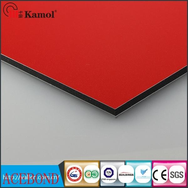 Curtain Wall PVDF Aluminum Composite Panel Aluminium Ceiling Board